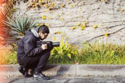 Samir Kharrat Filmmaker Catania