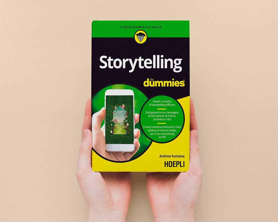 Storytelling-for dummies-Andrea-Fontana-libro